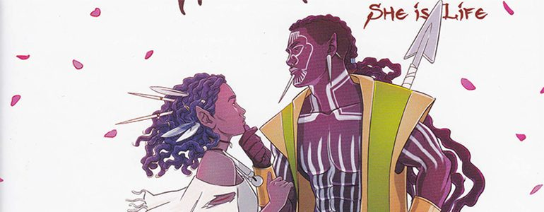 'Niobe: She is Life' #1 Comic Review