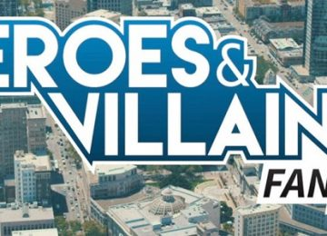 Heroes & Villains Fan Fest, San Jose: A Review