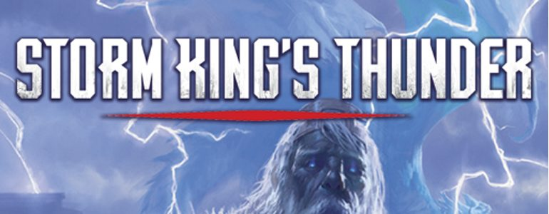 Dungeons and Dragons: Storm King's Thunder Review