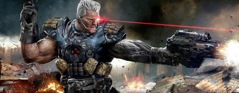 Josh Brolin Cast as Cable in 'Deadpool 2'