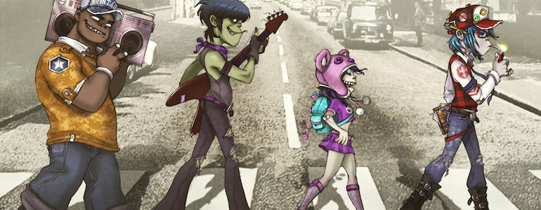 Gorillaz Getting a TV Show