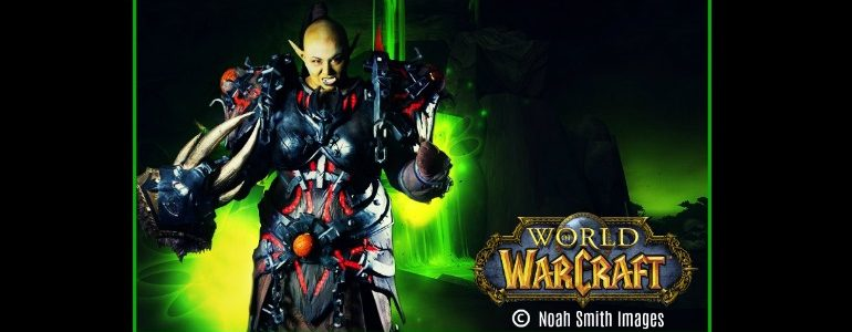 HenchWench Warcraft Tier 19 Orc Shaman