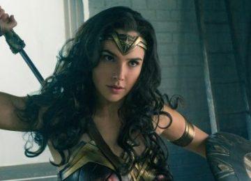 """Wonder Woman"" Movie Review"
