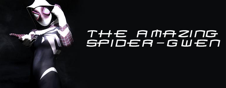 Your Friendly Neighborhood Spider-Gwen