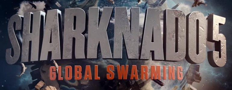 'Sharknado 5' was Sharktastic