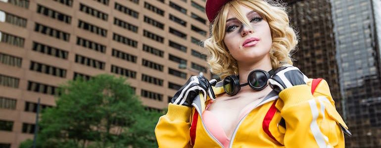 Fantastic Cindy Aurum Cosplay