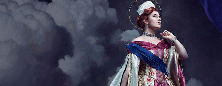 JediManda Wows as Anastasia