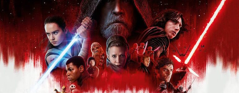 'Star Wars: The Last Jedi' On Home Video March 27th