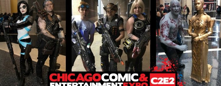 C2E2: Cosplay at its best in Chicago