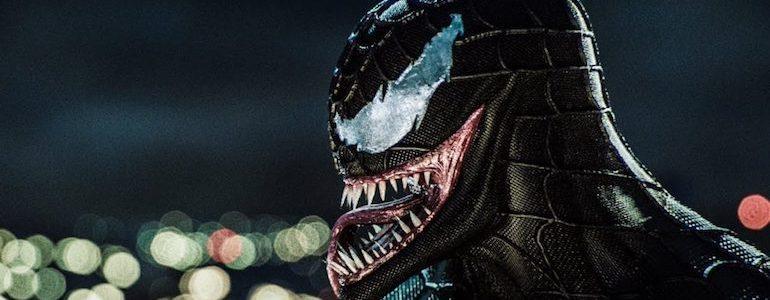 New 'Venom' Trailer is Vicious