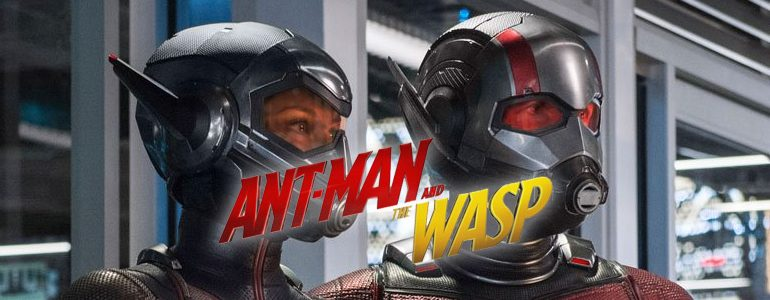 'Ant-Man & The Wasp' Post Infinity War Trailer
