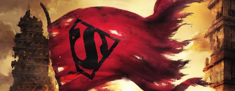 'The Death of Superman' on 4K, Blu-ray, & DVD August 7th