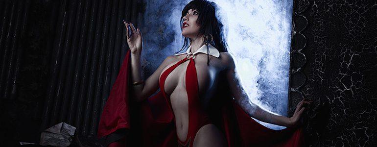 Fantastic Vampirella Cosplay