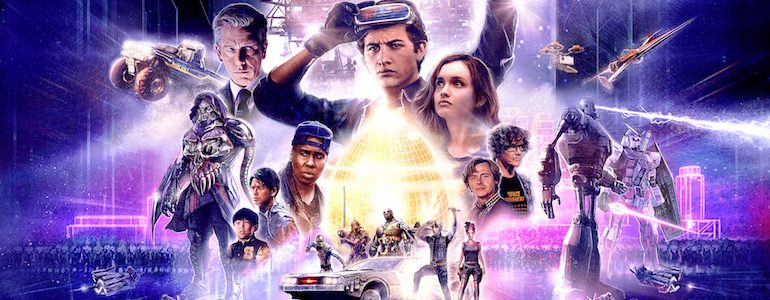 New Movie Tuesday Spotlight (July 24th): 'Ready Player One'