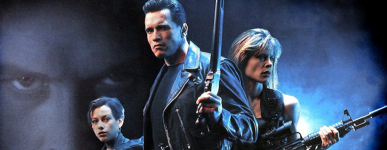 'Terminator 2: Judgement Day' arrives on 4K Ultra HD July 17th