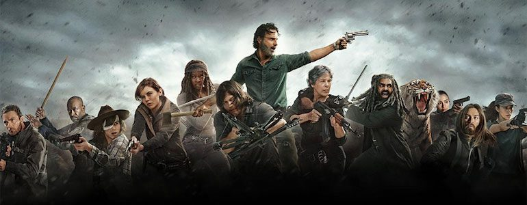 'The Walking Dead: Season Eight' on Blu-ray & DVD August 21st