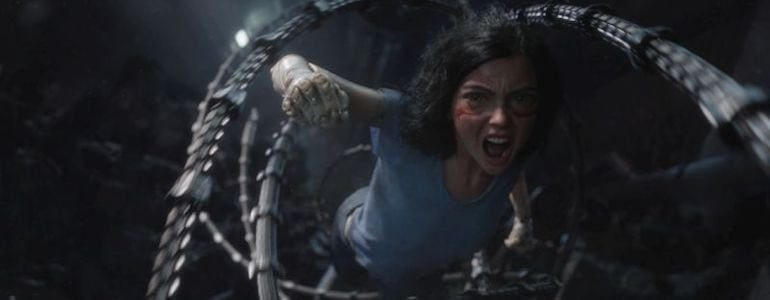 New 'Alita: Battle Angel' Trailer