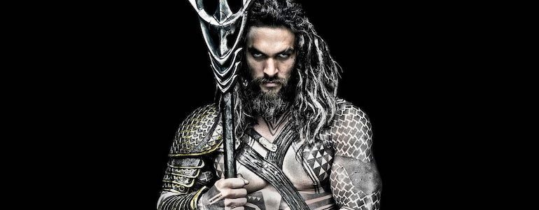 SDCC: Comic-Con Finally Brings Us First 'Aquaman' Trailer