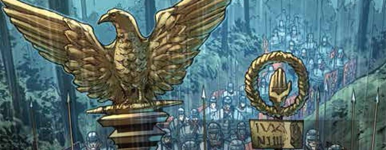 'Britannia: Lost Eagles of Rome' #1 Comic Review