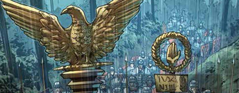'Britannia: Lost Eagles of Rome' #1 Comic Review
