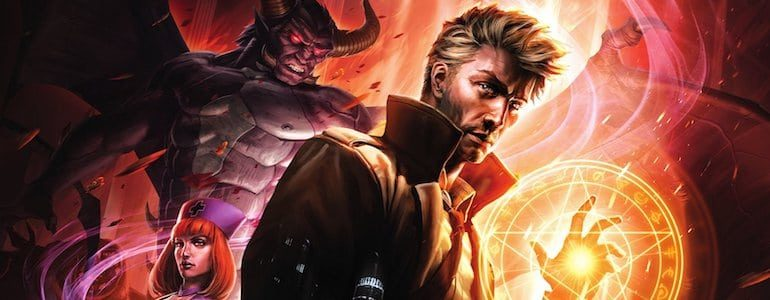 'Constantine: City of Demons' Coming October 9th to 4K UHD & Blu-ray
