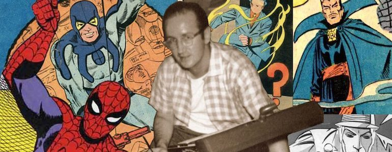 Comic Legend, Steve Ditko, Dead at 90