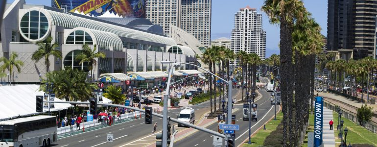 San Diego Comic Con 2018: A Snippet