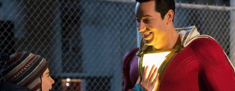 SDCC: DC/WB Release First 'Shazam!' Trailer