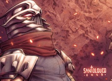 SDCC: 'Shredder in Hell' Goes Dark & Deep into TMNT Universe