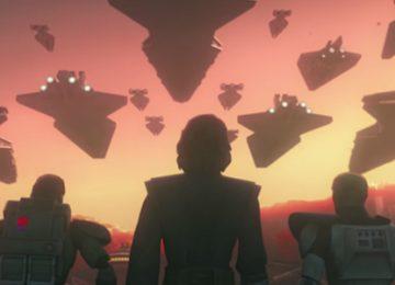 SDCC: 'Star Wars: The Clone Wars' Set to Return