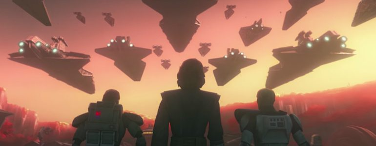 SDCC: 'Star Wars: The Clone Wars' Set to Return