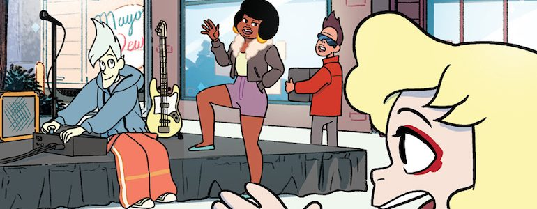 Your First Look at 'Steven Universe: Harmony' #1
