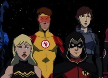 SDCC: 'Young Justice: Outsiders' Trailer Premiere
