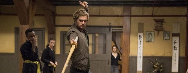 SDCC: 'Iron Fist: Season 2' Trailer Debut