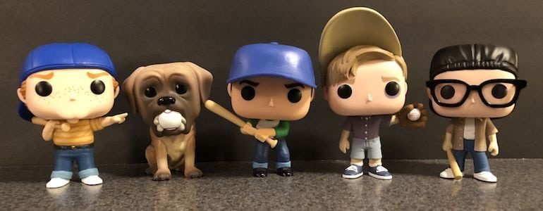 Funko Pop Sandlot (Movie) Set Now Available
