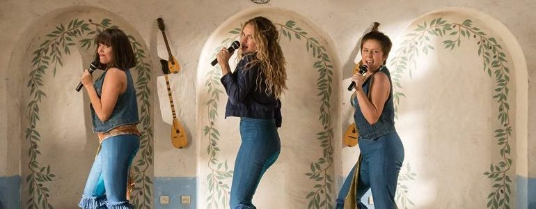 """Mamma Mia: Here We Go Again"" Theatrical Review"
