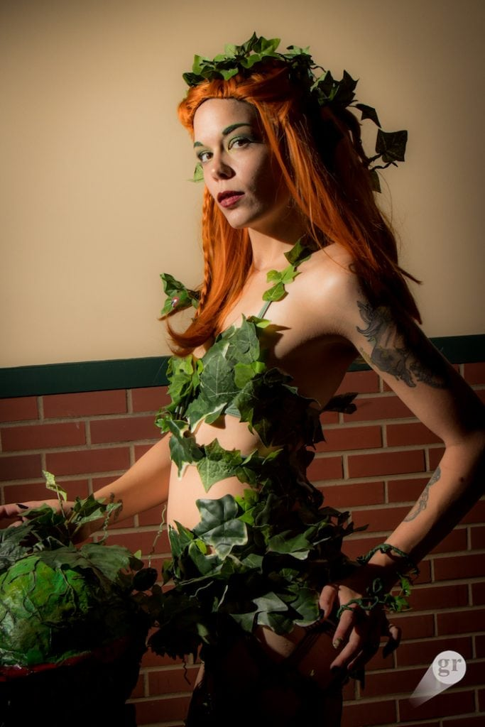 Deadly Poison Ivy Cosplay Gallery   Project-Nerd