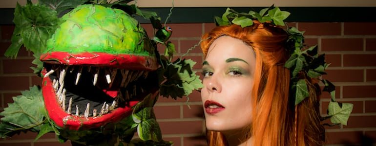 Deadly Poison Ivy Cosplay Gallery