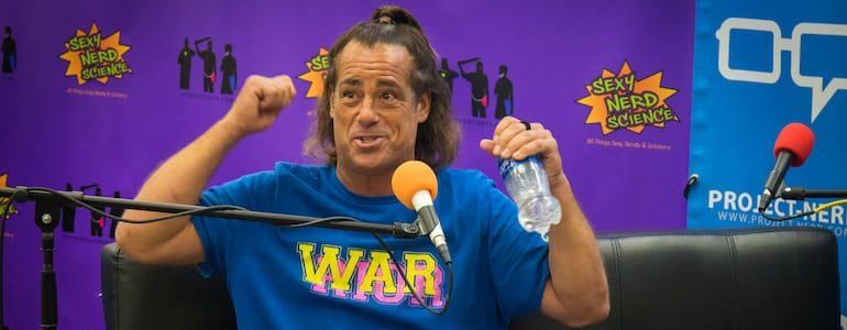 Interview: Nerds, Chimps, and Weed with Peter Dante
