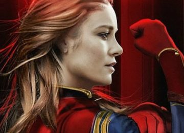 Marvel Gives Us A Special Look at 'Captain Marvel'