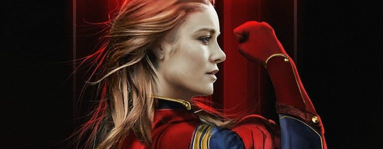 Marvel Drops Second 'Captain Marvel' Trailer