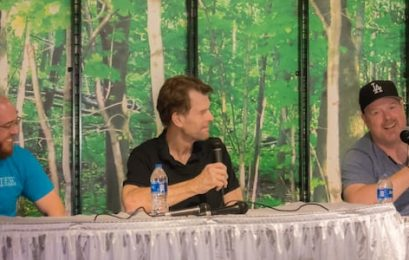 Project-Nerd Panel: Kevin Conroy & John DiMaggio