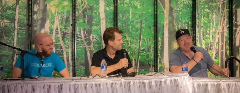Project-Nerd Panel: Kevin Conroy & John DiMaggio