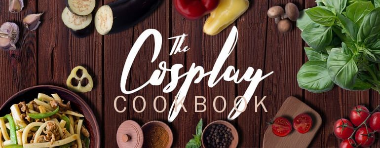 Project-Nerd Finds Just the Recipe with the New 'Cosplay Cookbook'