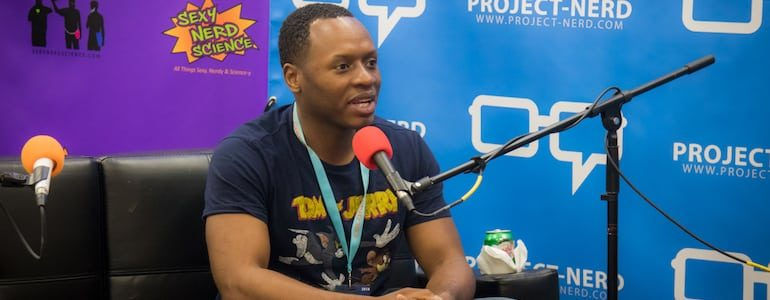 Interview: Malcolm Goodwin Talks iZombie and More