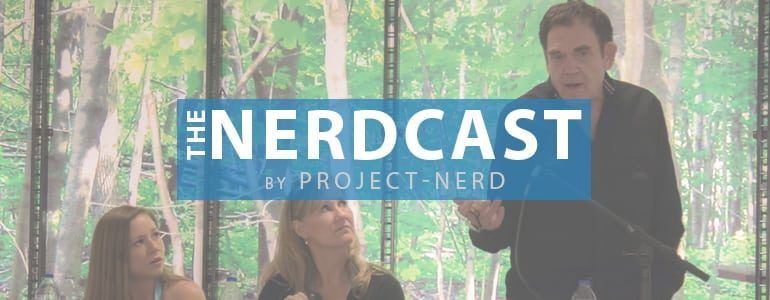 The Nerdcast 169: Voice Talent Panel at CSCC