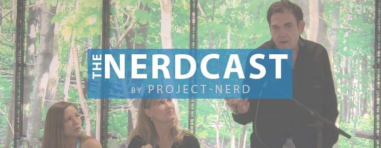 The Nerdcast 169: Voice Talent Panel at CSCC