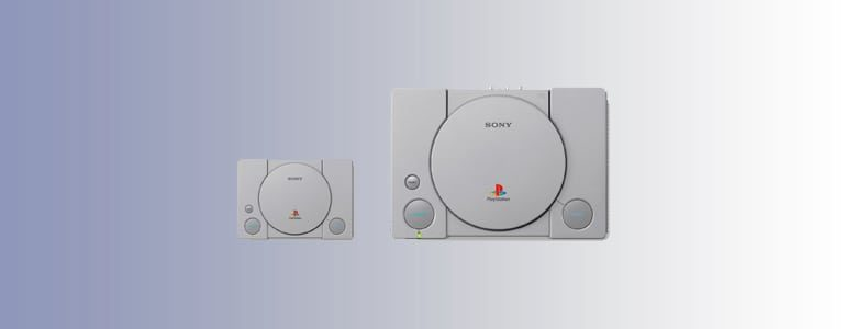 Sony Announces Playstation Classic