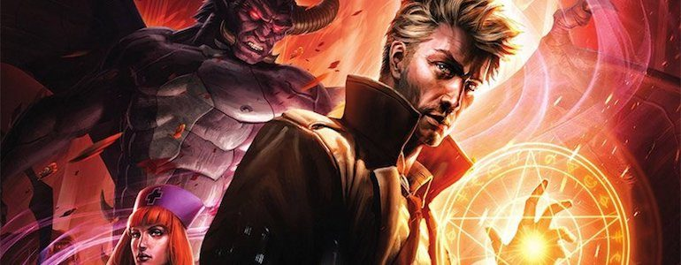 'Constantine: City of Demons' 4K UHD Review