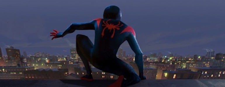'Spider-Man: Into the Spider-Verse' Official 2nd Trailer